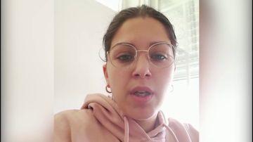 María José, auxiliar de enfermería que ha encontrado piso gracias a Emergency Home