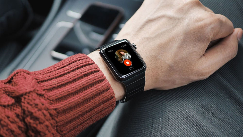 KIT en un Apple Watch