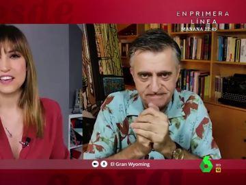 """Wyoming, sobre el impacto del coronavirus: """"Los españoles no podemos vivir en una crisis continua, no somos Juan Carlos y Sofía"""""""