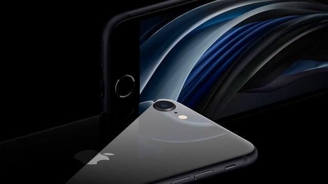 iPhone SE de 2020