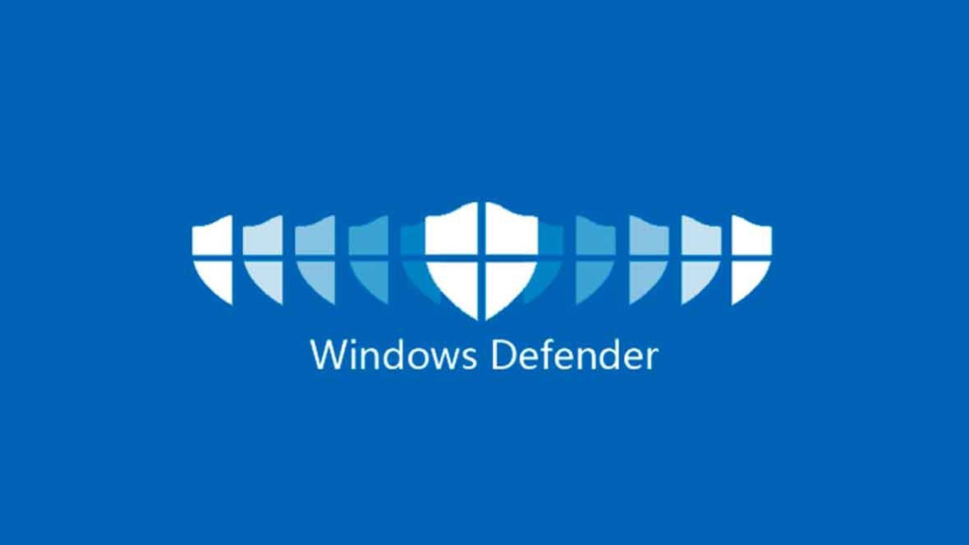 Windows Defender en Windows 10