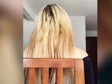 Imagen de una mujer trans que permite permanecer en el anonimato