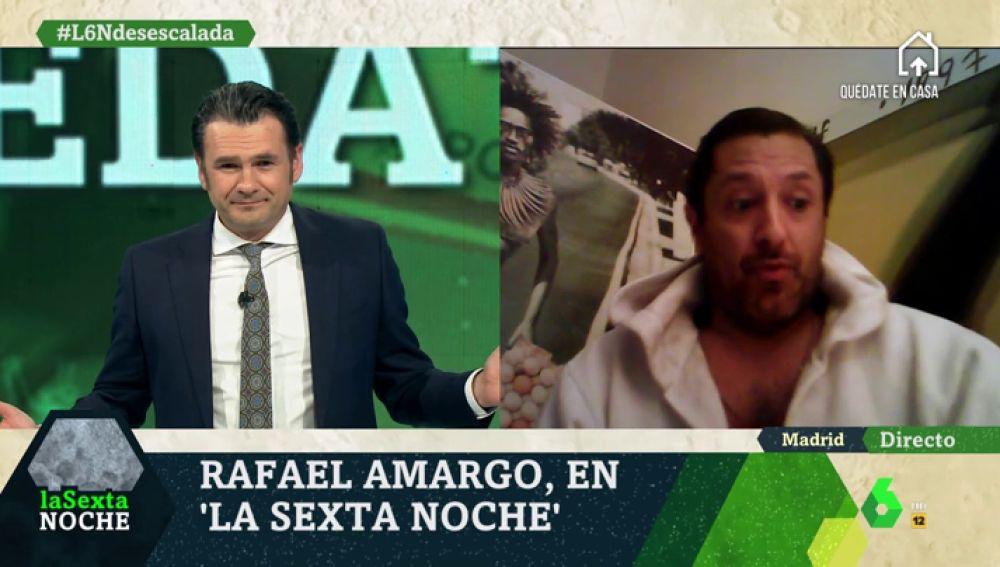 """Rafael Amargo: """"La cultura es uno de los sectores más afectados por la crisis del coronavirus"""""""