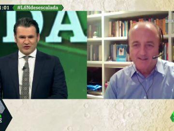 ¿Por qué el exministro Miguel Sebastián está pidiendo a los políticos que no lleven corbata?
