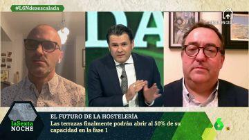 """José Luis Yzuel: """"Unos 40.000 locales de restauración no volverán a abrir en España"""""""