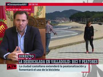 Un 'Valladolid Central' para renovar la movilidad tras la crisis del coronavirus
