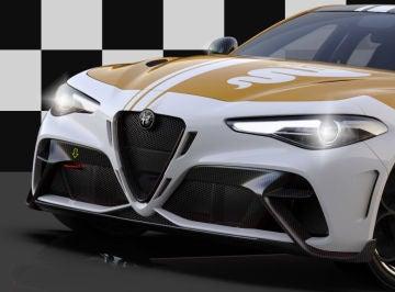 Alfa-Romeo Giulia GTAm