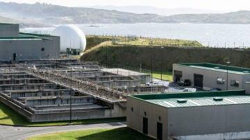Estación Depuradora de Aguas Residuales de Bens