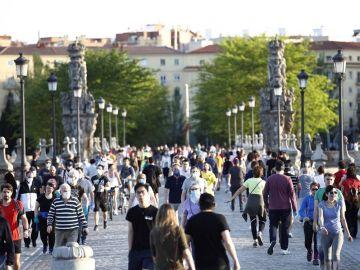 Los peatones harán cada vez más uso de las principales calles