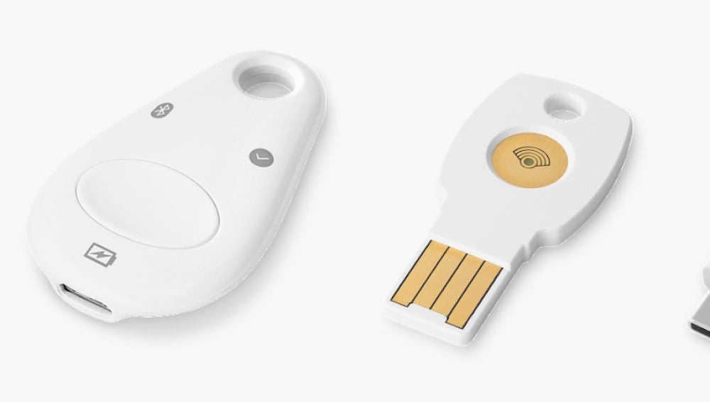 Titan Security Keys de Google