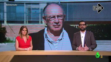 """La 'reflexión' de Dani Mateo sobre la no salida de prisión de Rato: """"Mientras España entra en la fase 1, él vuelve al módulo 2"""""""