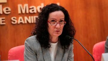 Yolanda Fuentes, exdirectora general de Salud Pública de Madrid