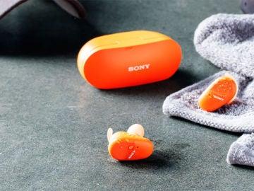 Los nuevos auriculares de Sony