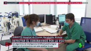 Investigadores españoles desarrollan un proyecto para detectar el coronavirus en la voz