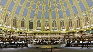 Sala de Lectura, Museo Británico