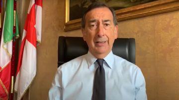 Imagen de Giuseppe Sala, alcalde de Milán