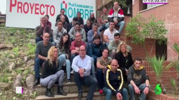 Confinamiento total en Proyecto Hombre de Salamanca