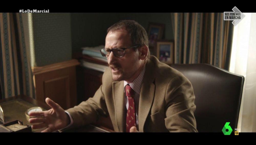 "Marcial Dorado afirma que ""un ministro del PSOE de Zapatero"" intentó que ""echara basura"" sobre Núñez Feijóo para conquistar Galicia"