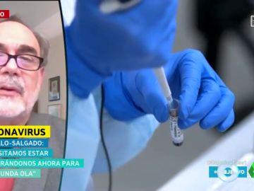 """El profesor Castillo-Salgado (Johns Hopkins) avisa sobre la segunda ola de COVID-19: """"Estará unida a la gripe en EEUU"""""""
