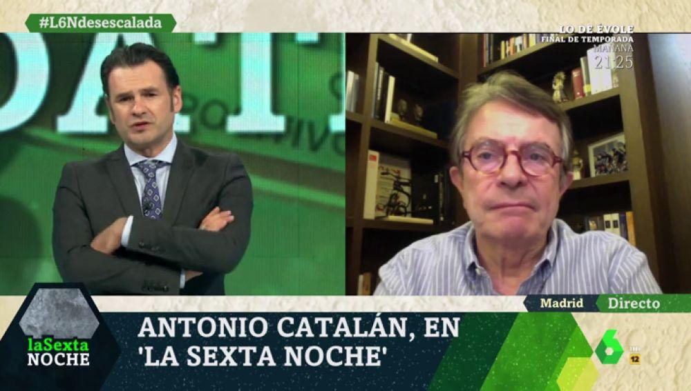 """Antonio Catalán da por """"perdido"""" el año para el turismo: """"Será un verano de vacaciones españolas"""""""