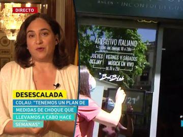 Ada Colau, en El Objetivo