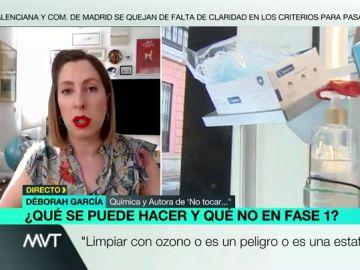 """""""Un peligro o una estafa"""": por qué no debes comprar una máquina de ozono para desinfectar tu comercio o tu casa"""