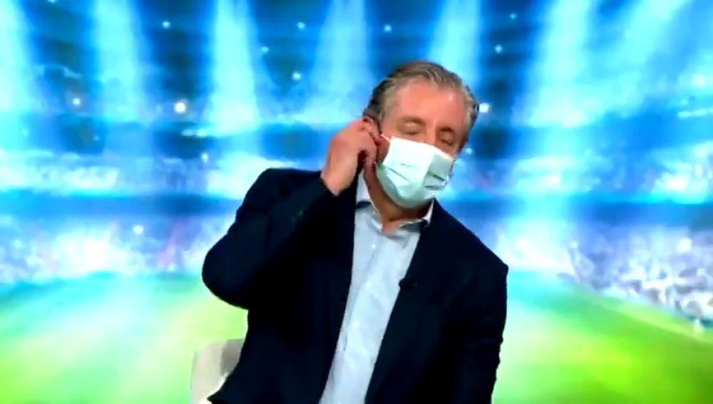 El reconfortante mensaje de Josep Pedrerol en el esperado regreso a plató de 'El Chiringuito'