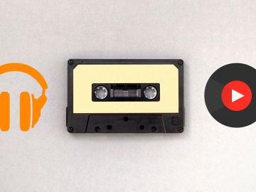 Google Play Music y YouTube Music