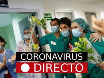 Coronavirus España | Última hora de la desescalada por fases, en directo