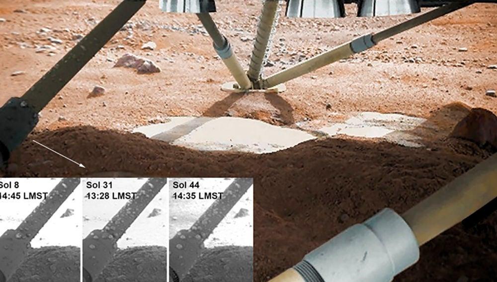 Las salmueras de Marte pueden formarse en el 40 de su superficie pero no son habitables