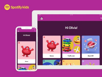 Spotify Kids llega a más países