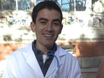 El actor porno 'Jordi ENP', al que han confundido con un médico fallecido por coronavirus