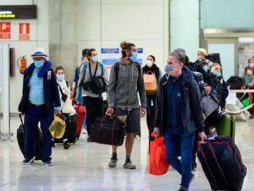 Aeropuerto de Adolfo Suárez- Madrid Barajas