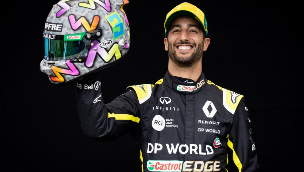 Daniel Ricciardo ficha por McLaren para 2021 en sustitución de Carlos Sainz
