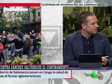 """""""Las banderas no protegen del virus"""""""
