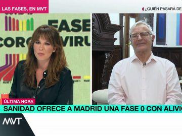 Joan Ribó, en MVT