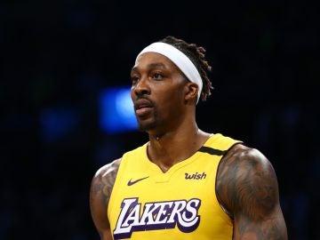 Dwight Howard, con los Lakers
