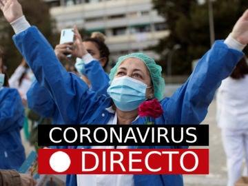 Fase 1 del coronavirus en España