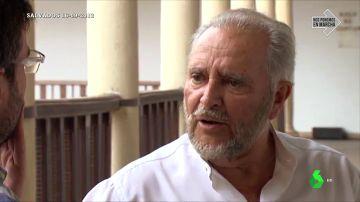 Julio Anguita en Salvados