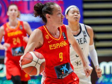 Laia Palau, con España