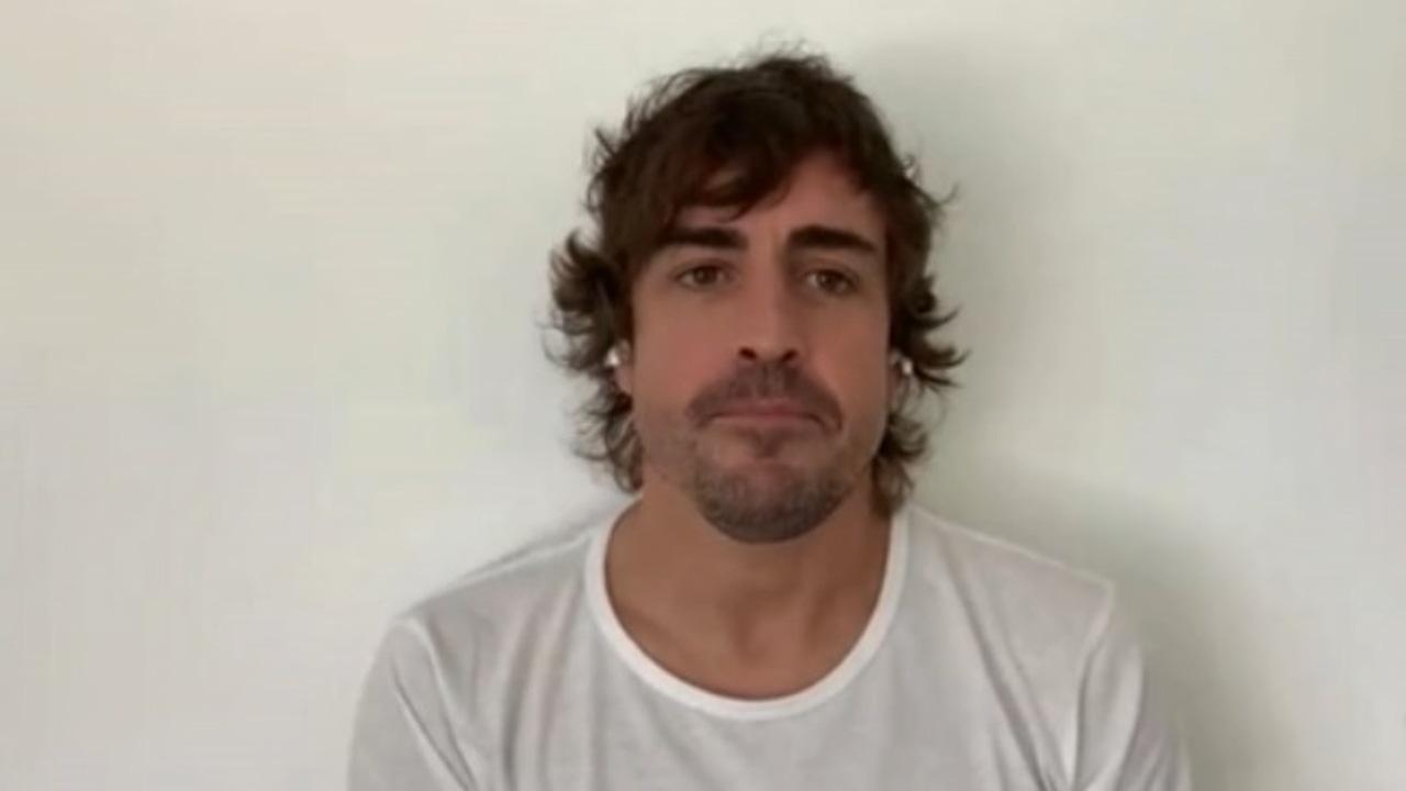 Fernando Alonso en RMTV