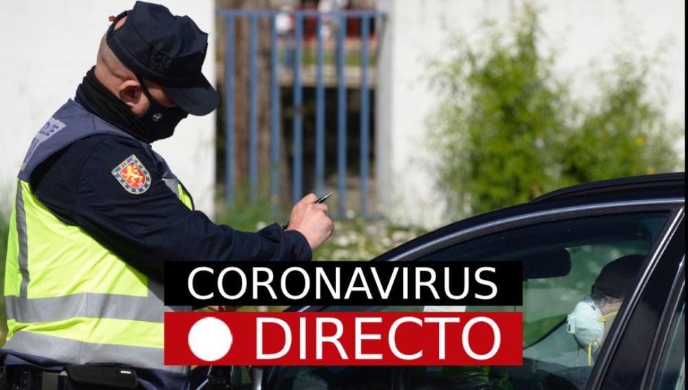 Coronavirus España hoy: Uso obligatorio de mascarillas, desescalada de la fase 1, en directo