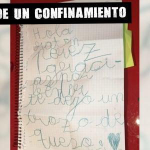 Carta al Ratón Pérez
