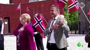 La coreografía del Gobierno noruego para animar a su país