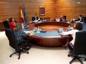 Consejo de Ministros de la pasada semana