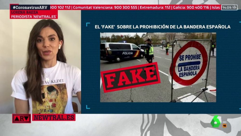 Lorena Baeza, de Newtral.es