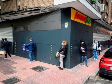 Horarios de desescalada en los supermercados de España