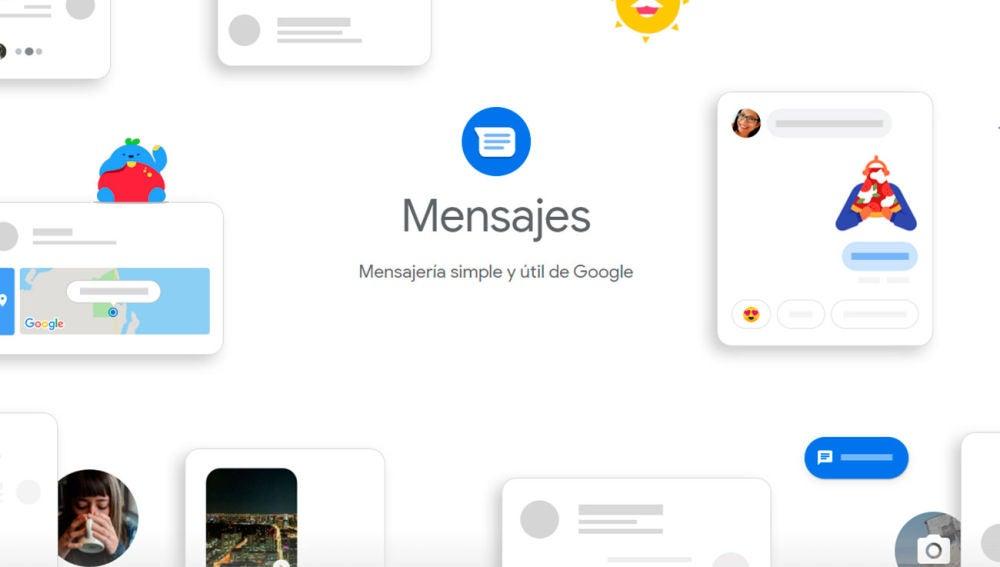 Mensajes Google
