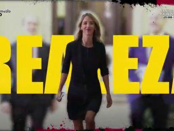 """El rap de la marquesa Cayetana Álvarez de Toledo, """"la Arrimadas de universidad privada"""": """"Vox es de izquierdas para mí"""""""