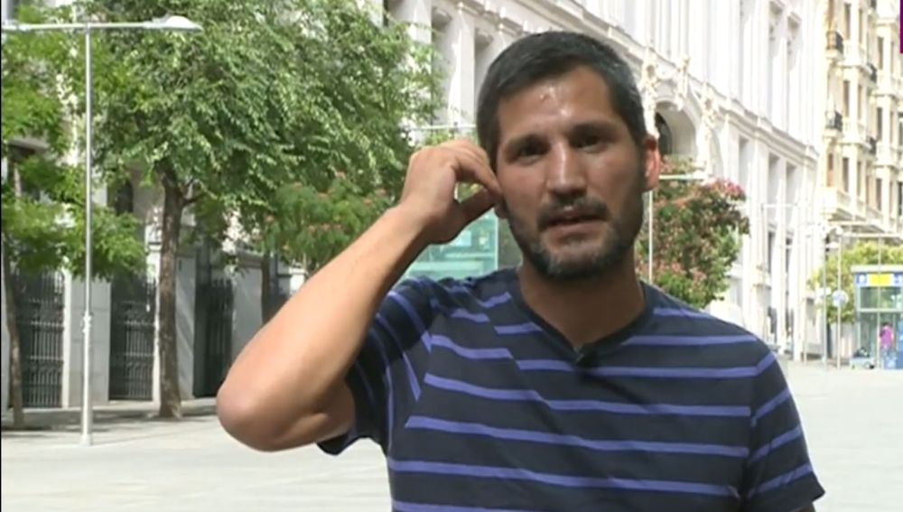 El activista Lagarder Danciu, detenido por presuntos abusos sexuales